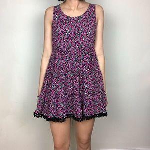 Forever21 Floral Mini Dress